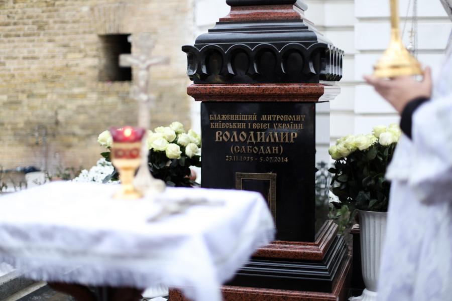 В Київських духовних школах відслужена літія за спочилим Предстоятелем УПЦ
