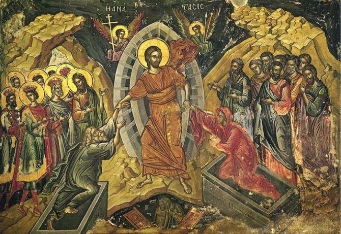 """Епископ Белогородский Сильвестр """"Зачем Христос спустился в ад"""""""