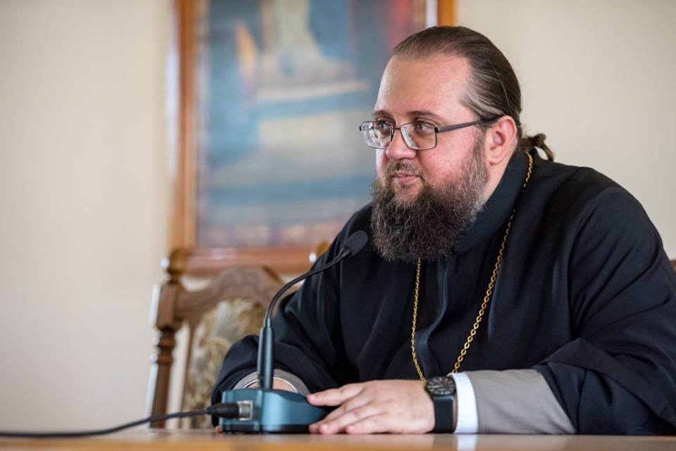 Інтерв'ю з єпископом Білогородським Сильвестром про Неділю про Страшний суд