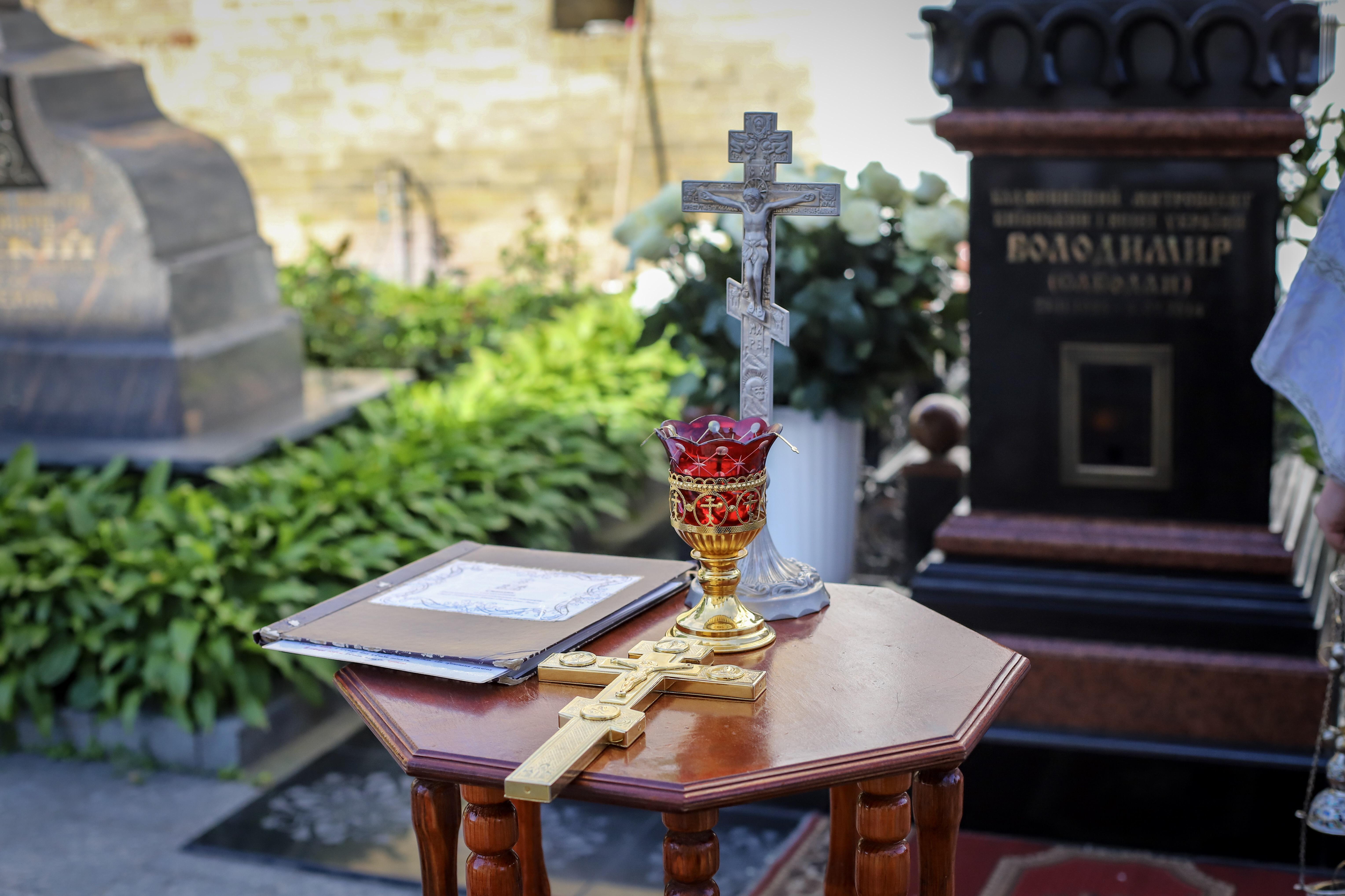 У 27-му річницю Харківського Архієрейського Собору в КДАіС відслужена заупокійна літія за спочилими учасниками Собору