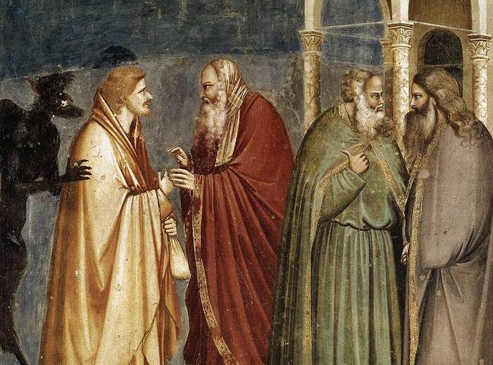Епископ Сильвестр (Стойчев): «Почему Иуда предал Христа?»