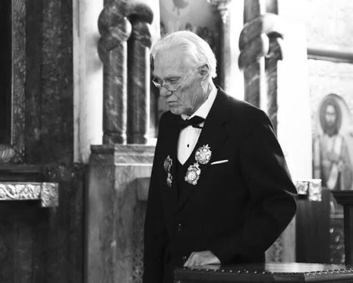 Ректор КДА звершив заупокійну літію за новопреставленим відомим українським регентом і композитором М.С. Литвиненко