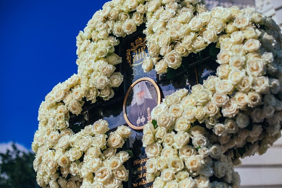 В КДАіС помолились за упокій Блаженнішого Митрополита Володимира у 6-ту річницю його смерті