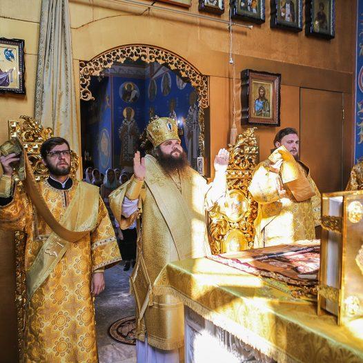 Літургія в Академії в Неділю 5-ту після П'ятидесятниці